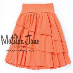 Women's Matilda Jane Blondie Bar Skirt  NWT